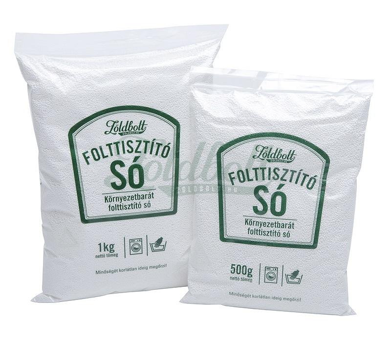Nátrium perkarbonát -- folttisztító só