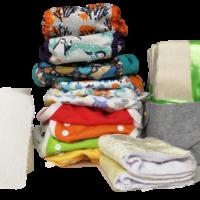 mosható pelenka csomag
