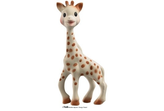 Sophie, a zsiráf