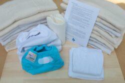 Újszülött mosható pelenka csomag kölcsönzés