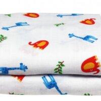 ImseVimse textilpelenka 120*120 cm