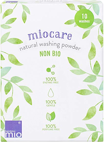 MioCare mosópor mosható pelenkákhoz