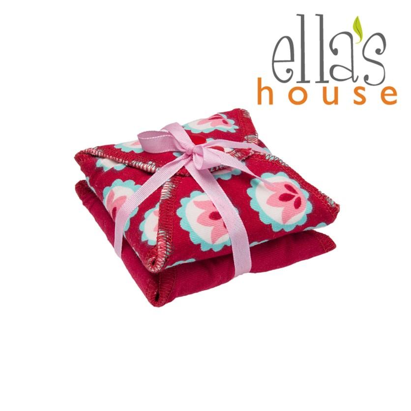 Ella's House mosható női betét, midi, limitált mintás