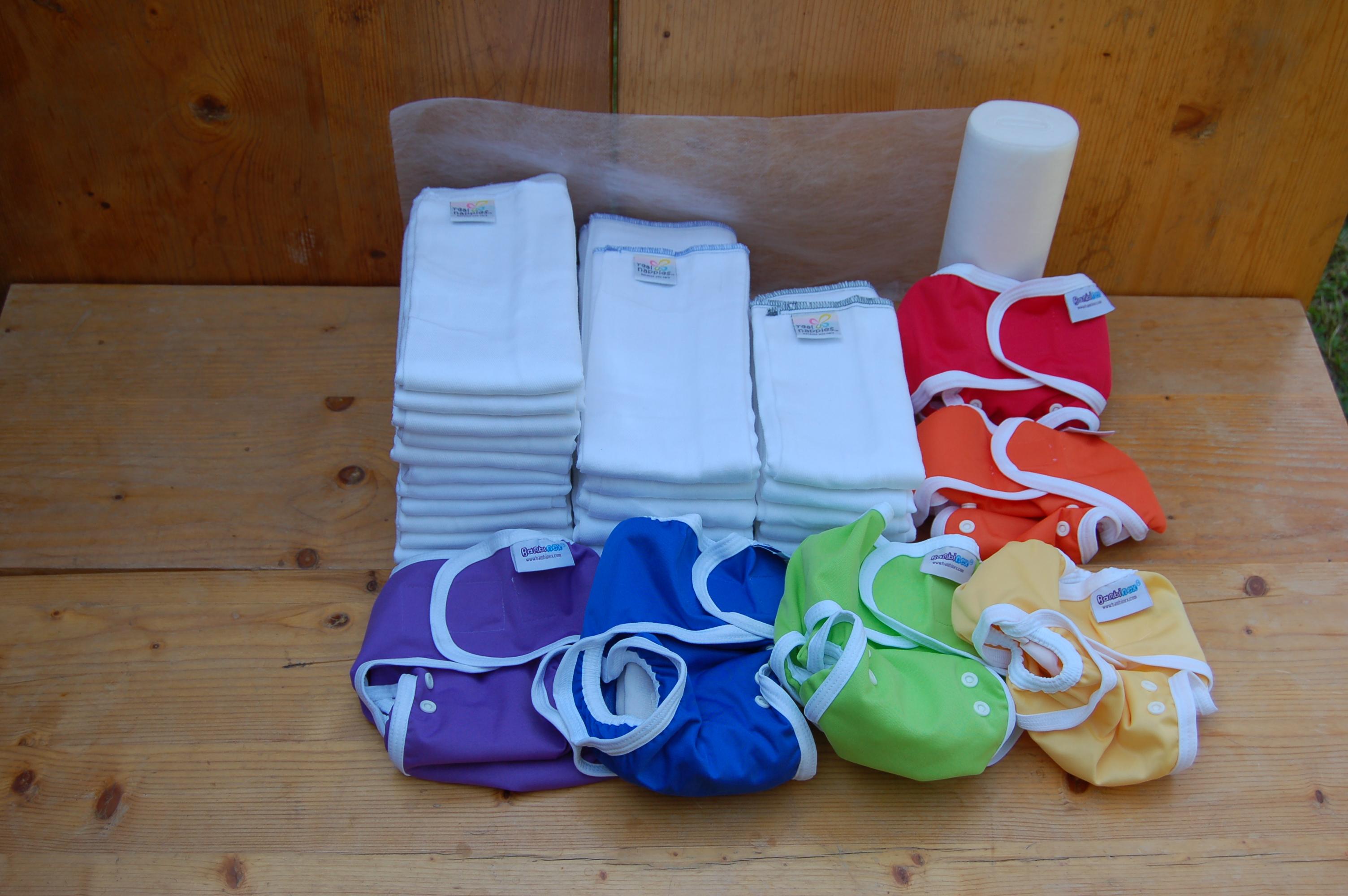 gazdaságos mosható pelenkacsomag
