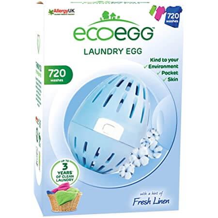 Ecoegg mosótojás - 720 mosásra, puha pamut