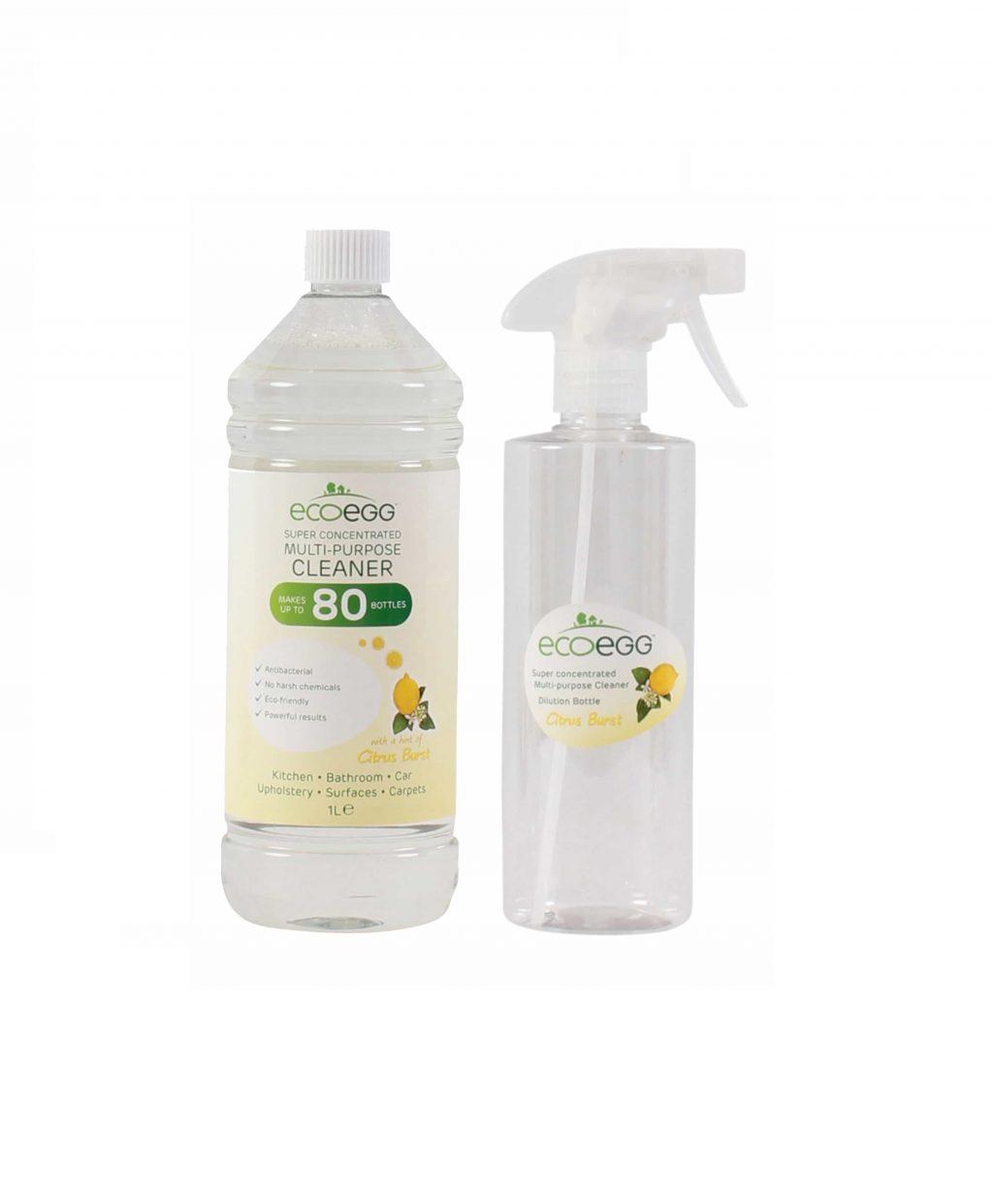 Ecoegg antibakteriális tisztító koncentrátum