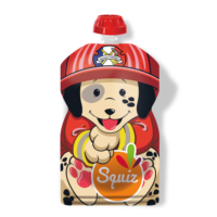 Squiz újratölthető ételtasak 1 db/csom - Tűzoltó kutyus