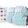 Bambinex állítható méretű mosható pelenkakülső TÜRKIZ