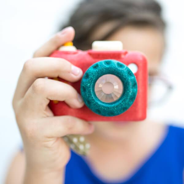 PlanToys - az első fényképezőgépem