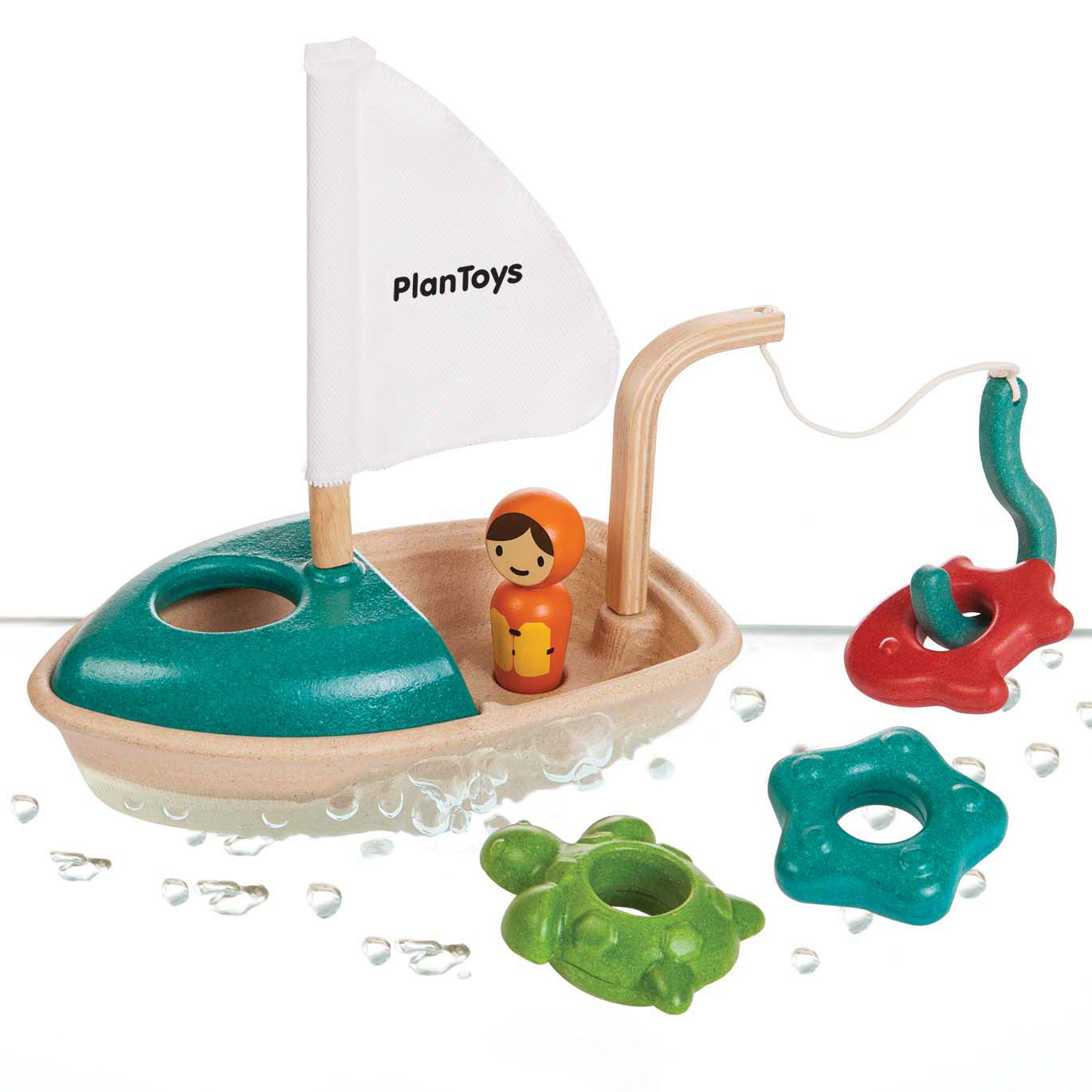 PlanToys - Activity hajó