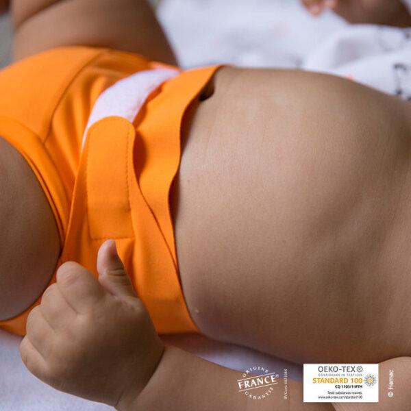 TMAC mosható pelenka külső - Apricot