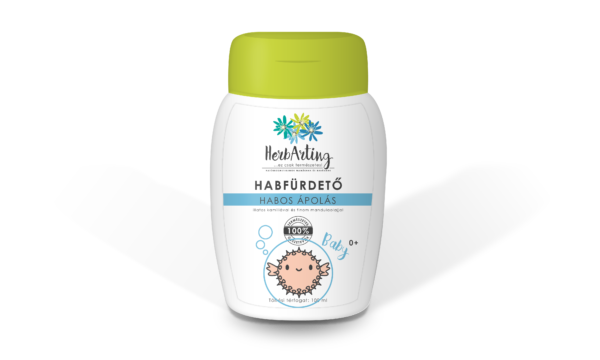 HerbArting habfürdő 100 ml