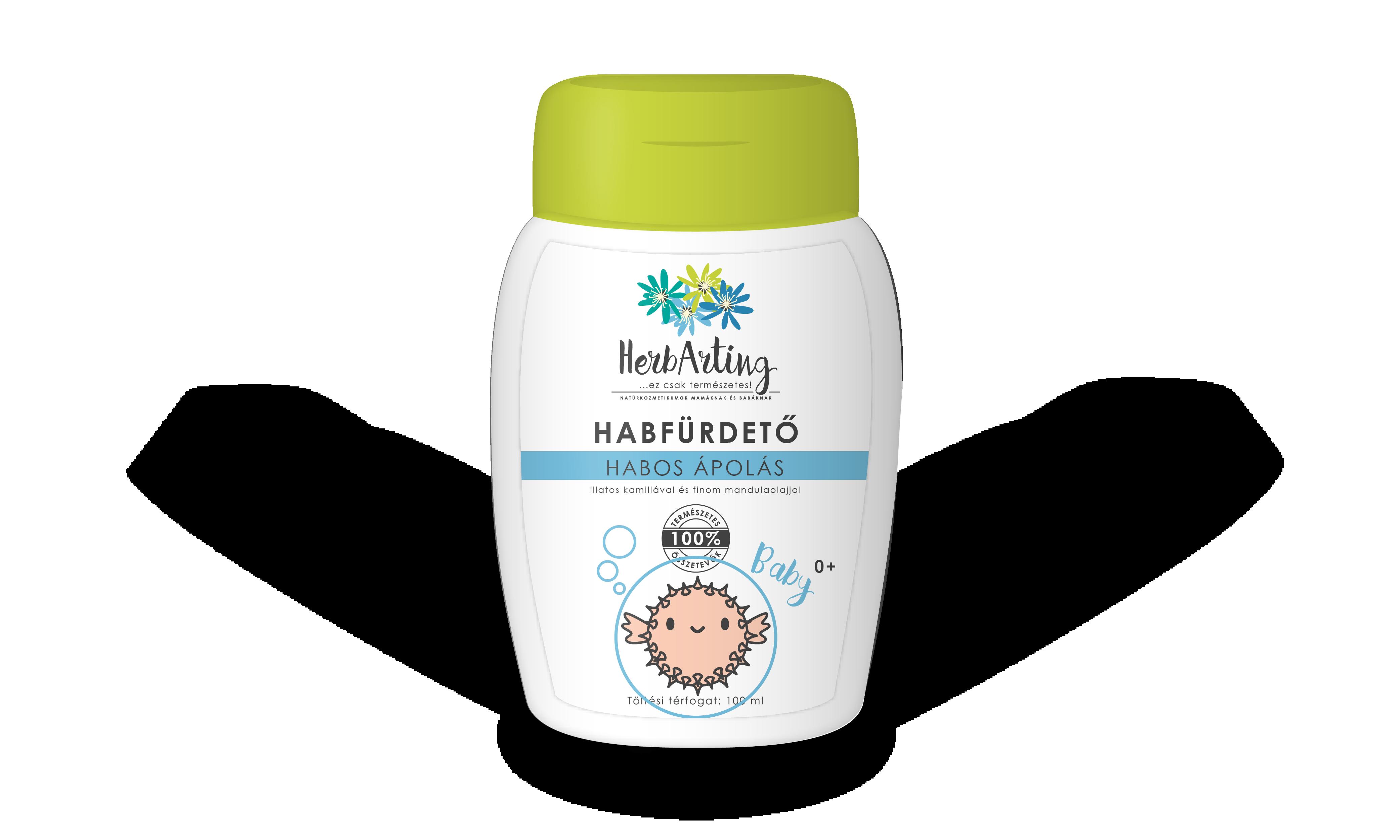 HerbArting habfürdő 100 ml