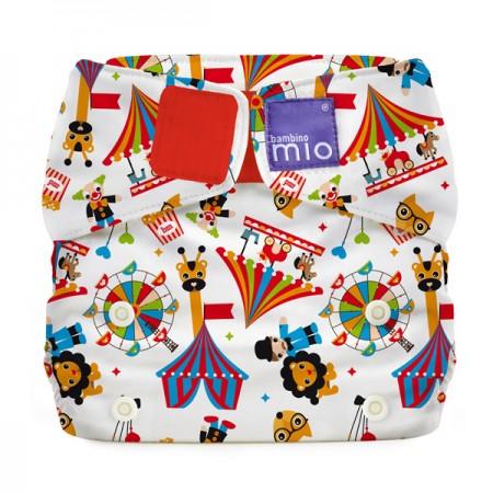 Bambinio Mio MioSolo zsebes pelenka - Cirkusz