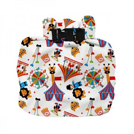 Bambinomio pelenkatartó táska - Cirkusz