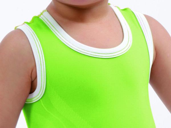 JBIMBI egyméretes dryarn body - ujjatlan, zöld
