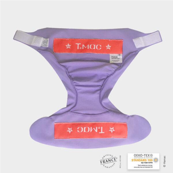 TMAC mosható pelenka külső - Levendula