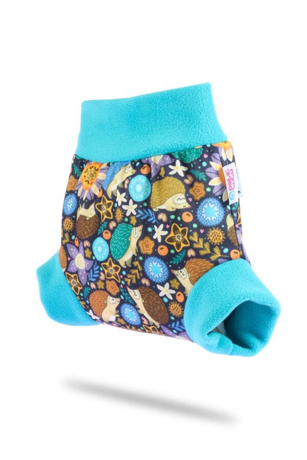 Petit Lulu nadrágfazonú PUL mosható pelenka külső - süni