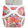 Petit Lulu PUL mosható pelenka külső - Kelet színei