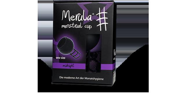 Merula intimkehely - Midnight.