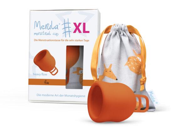 Merula intimkehely - XL róka