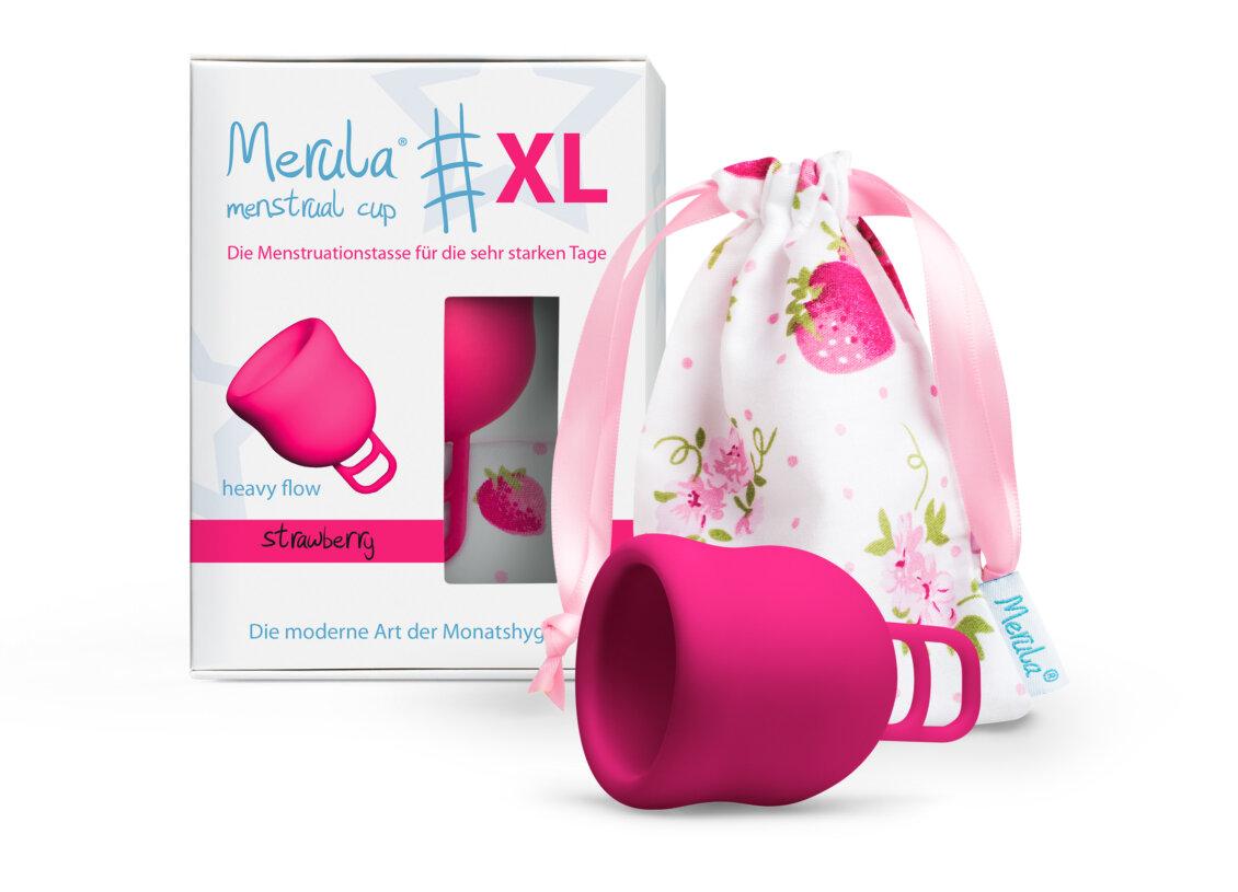 Merula intimkehely - XL eper