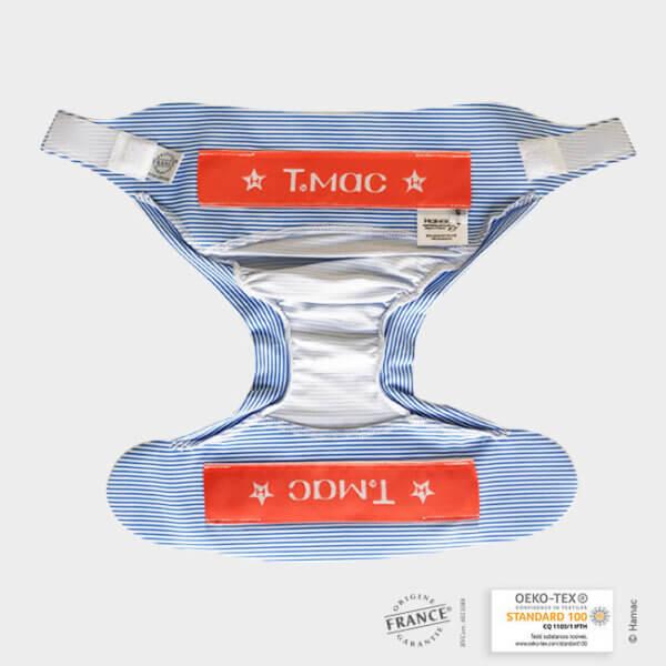 TMAC mosható pelenka külső - Nicolas