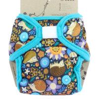 Petit Lulu XL PUL mosható pelenka külső - Süni