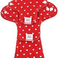 Ella's House Moon Pads - mosható női betét csomag - szívecskés