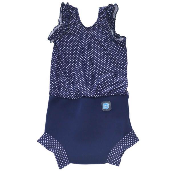 Happy Nappy úszódressz - pöttyös