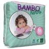 Bambo Nature Öko eldobható pelenka - 6 (16-30 kg)