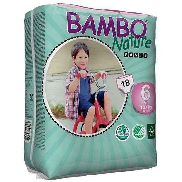 Bambo Nature Öko bugyipelenka - 6 (16-30 kg)