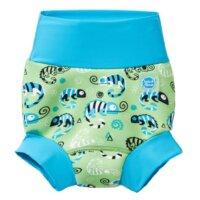 Happy Nappy mosható úszópelenka - Green Gecco