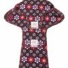 Ella's House Moon Pads - mosható női betét csomag - barna virág
