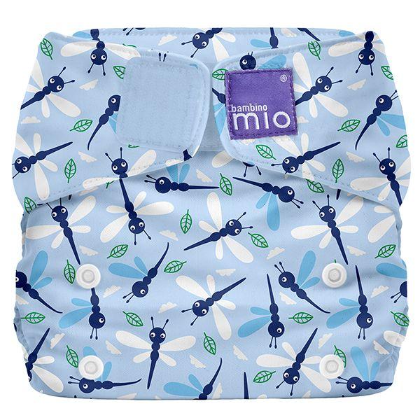 Bambino Mio MioSolo zsebes pelenka – Szitakötő