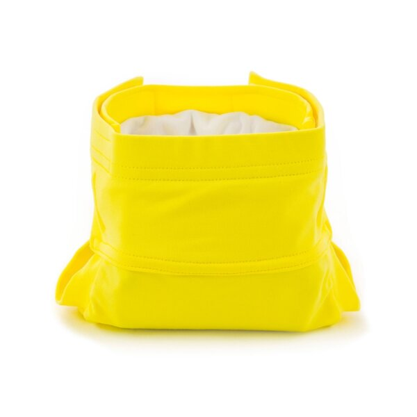 Culla di Teby csónakos mosható pelenka - Soft touch Citrom