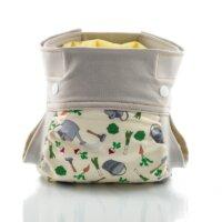 Culla di Teby csónakos mosható pelenka - biopamut Kertész