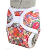 Petit Lulu SIO mosható pelenka - Kelet színei