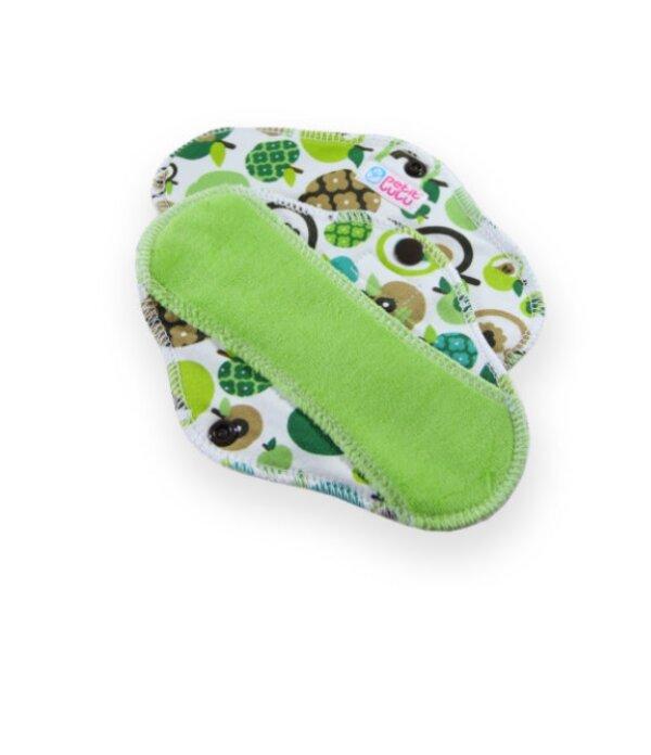 Petit Lulu egészségügyi betét, mini - Zöldalma