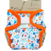 Petit Lulu XL PUL mosható pelenka külső - Kőkorszaki