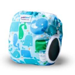 Bambinex 2in1 mosható leszoktató- és úszópelenka 1 db - Bálna
