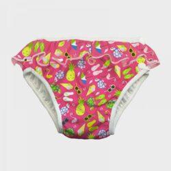 ImseVimse mosható úszópelenka - Pink beach life