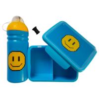 Hygi kulacs és Hygi doboz szett - Smiley