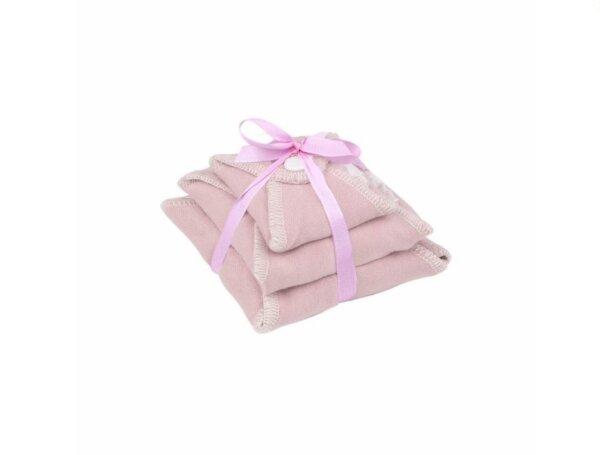 Ella's House Moon Pads - mosható női betét csomag - Plain Zephyr