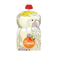 Squiz újratölthető ételtasak 1 db/csom - Kakadu