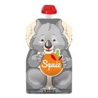 squizSquiz újratölthető ételtasak 1 db/csom - Koala-ujratoltheto-eteltasak-1-db-csom-koala