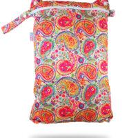 Petit Lulu pelenkatároló zsák - Kelet színei