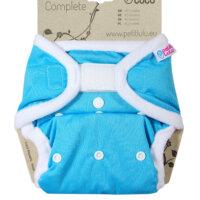 Petit Lulu SIO mosható pelenka - Kék