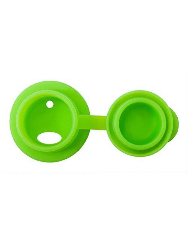 Pura BIG MOUTH® szilikon sportkupak I Zöld