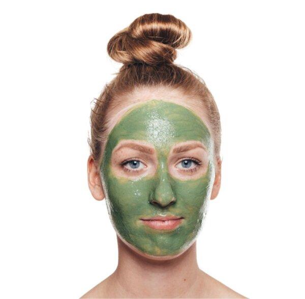 Tavaszi megújulás tisztító arcpakolás